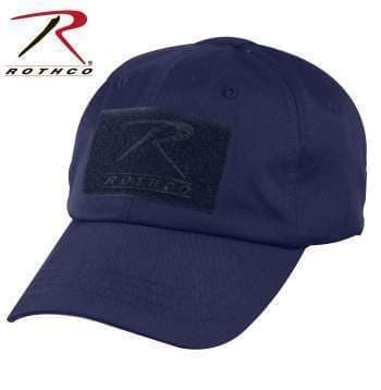 Rothco caps Navy Blue Tactical Operator Cap PLUS Patch Combo (Various options)