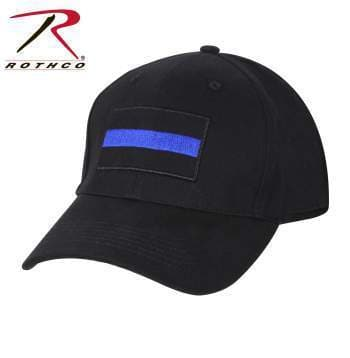 Rothco caps Rothco Thin Blue Line Low Profile Cap