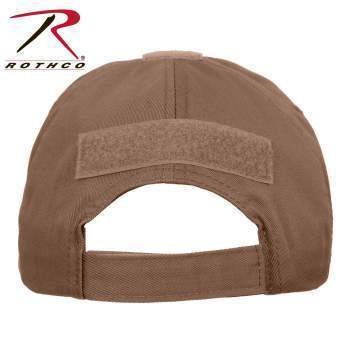 Rothco caps Tactical Operator Cap PLUS Patch Combo (Various options)