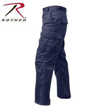 Rothco Cargo Pants XS / Black Rothco Relaxed Fit Zipper Fly BDU Pants