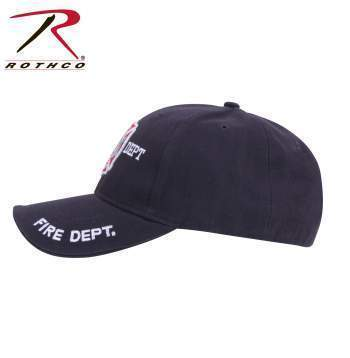 Rothco hat Rothco Deluxe Fire Department Low Profile Cap