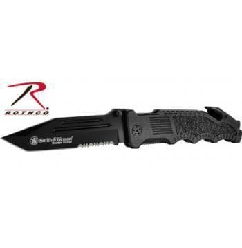 Rothco knife Smith & Wesson Border Guard Rescue Knife