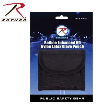 Rothco pouch Rothco Enhanced Molded Heavy Duty Latex Glove Pouch