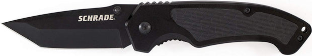 Schrade knife Schrade Black Inlay OHO Tanto