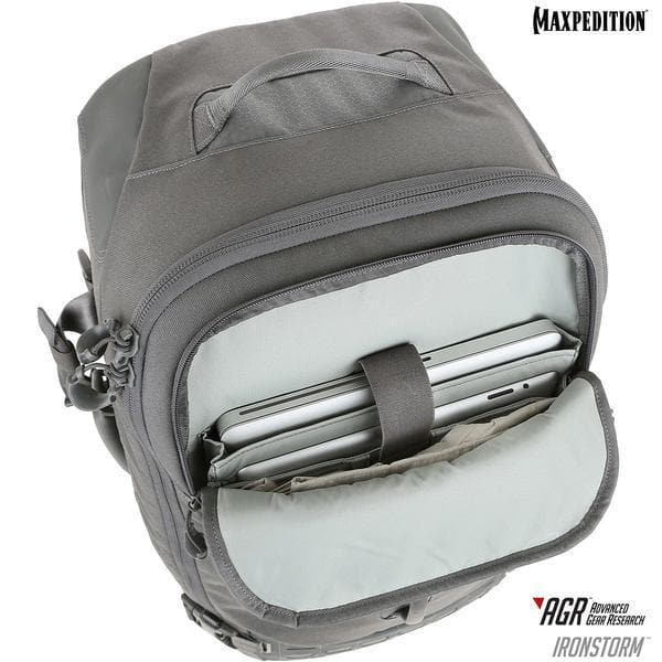 SPARTAC Australia Bags Black MAXPEDITION® Ironstorm™ Adventure Travel Bag