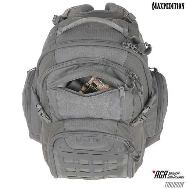 SPARTAC Australia Bags Black Maxpedition Tiburon™ Backpack