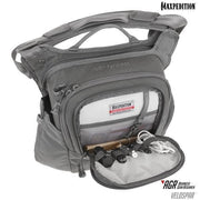 SPARTAC Australia Bags Black MAXPEDITION® Veldspar™ Crossbody Shoulder Bag