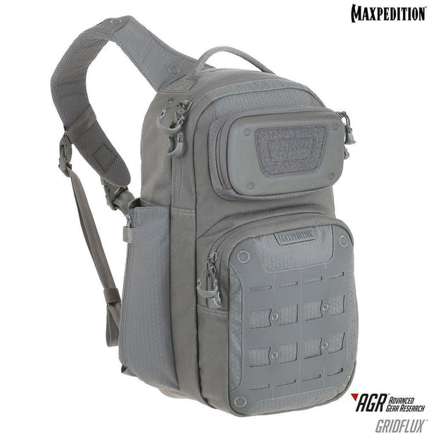 SPARTAC Australia Bags Gray Maxpedition Gridflux™ Sling Pack