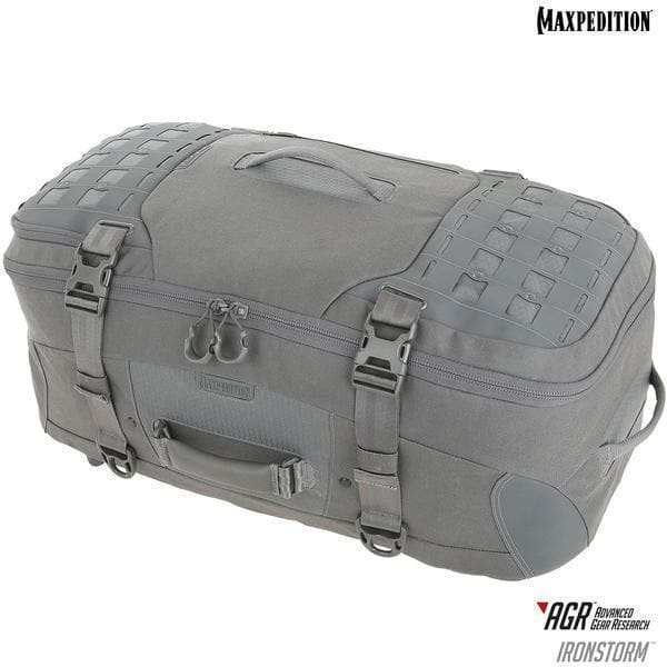 SPARTAC Australia Bags Gray MAXPEDITION® Ironstorm™ Adventure Travel Bag
