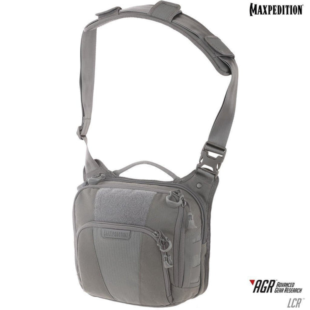 SPARTAC Australia Bags Gray Maxpedition Lochspyr™ Crossbody Shoulder Bag
