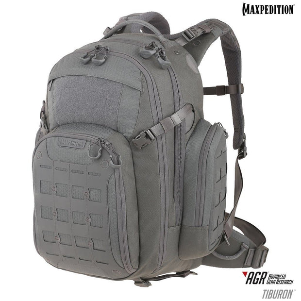 SPARTAC Australia Bags Gray Maxpedition Tiburon™ Backpack