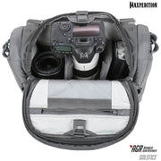 SPARTAC Australia Black MAXPEDITION® Solstice™ CCW Camera Bag 13.5L