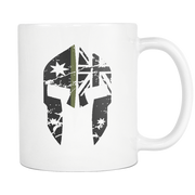 SPARTAC Australia Drinkware ADF Spartac Mugs (All Lines Available)