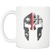 SPARTAC Australia Drinkware Thin Blue Line Spartac Mugs (All Lines Available)