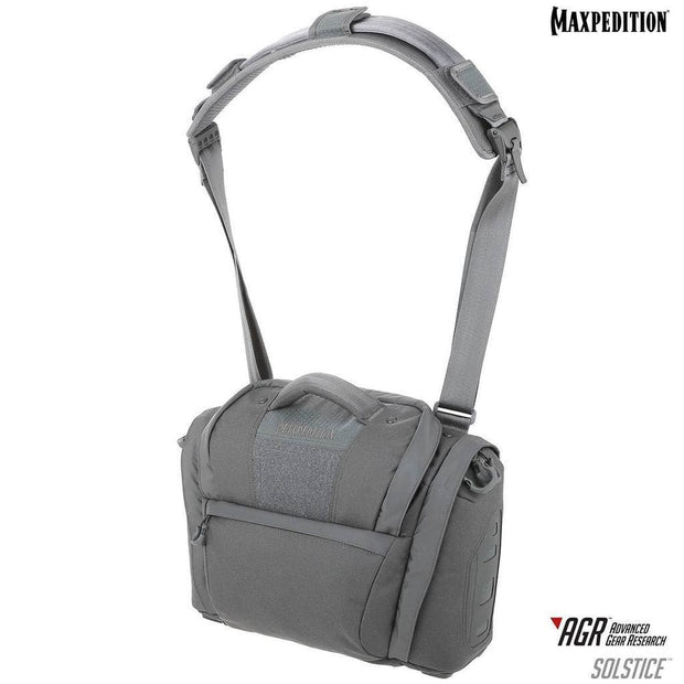 SPARTAC Australia Grey MAXPEDITION® Solstice™ CCW Camera Bag 13.5L