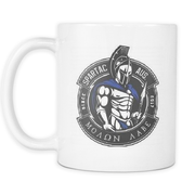 SPARTAC Australia mugs Spartac Authentic Mug