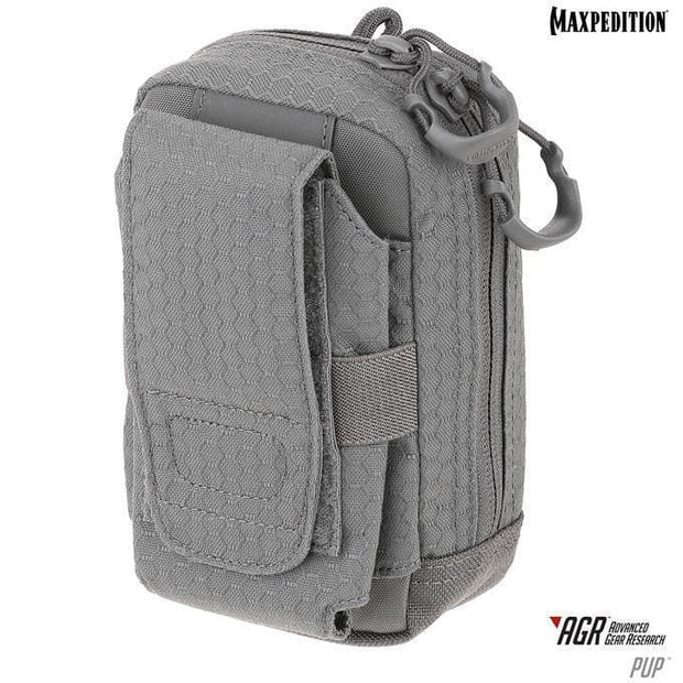SPARTAC Australia pouch Gray Maxpedition PUP™ Phone Utility Pouch