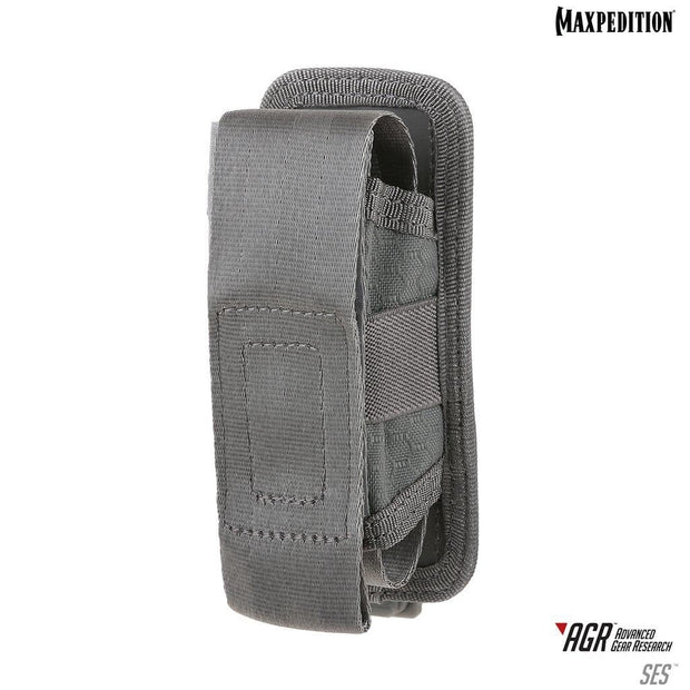 SPARTAC Australia pouch Gray Maxpedition SES™ Single Sheath Pouch