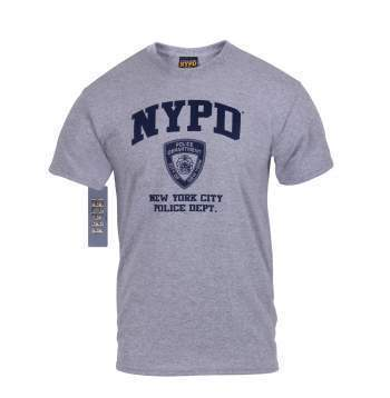 SPARTAC Australia Shirt S Officially Licensed NYPD Physical Training T-Shirt