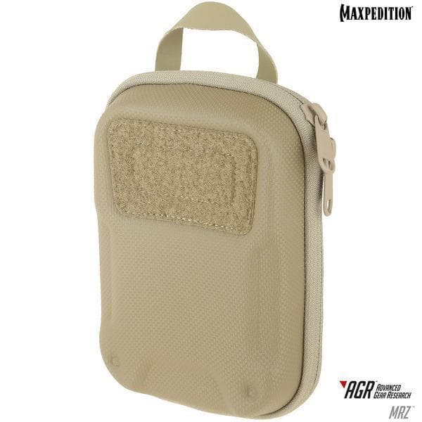 SPARTAC Australia Tan MAXPEDITION® MRZ™ Mini Organizer
