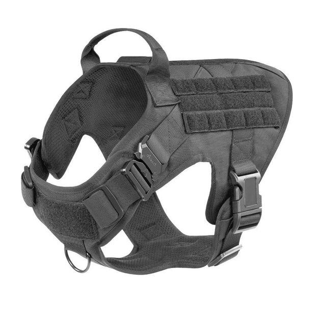 Spartac Gear Dog Vest coyote brown / L chest 28 to 35inch / China K9 Tactical Modular Vest