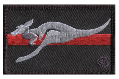 Spartac Gear Patches Spartac Kanga TRL Patch