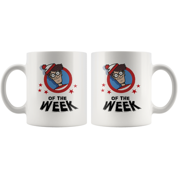 teelaunch Drinkware Prosecutor SAMPLE - Wally of The Week