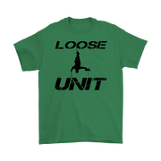 teelaunch T-shirt Gildan Mens T-Shirt / Irish Green / S Loose Unit T-Shirt v2