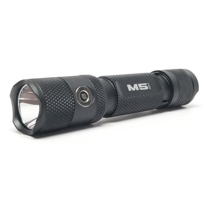 Westbrands flashlight PowerTac M5-1300 Lumen Magnetic Rechargeable LED Flashlight