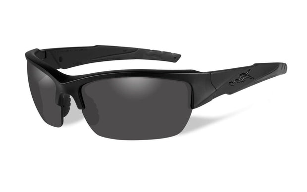 Wiley X eye VALOR | SMOKE GREY LENS W/ MATTE BLACK FRAME