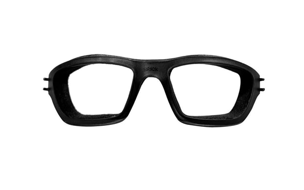 Wiley X eyewear Wiley X BRICK | SMOKE GREY LENS W/ MATTE BLACK FRAME