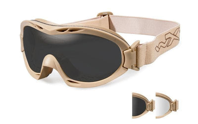 Wiley X eyewear Wiley X NERVE | TWO LENS W/ TAN FRAME