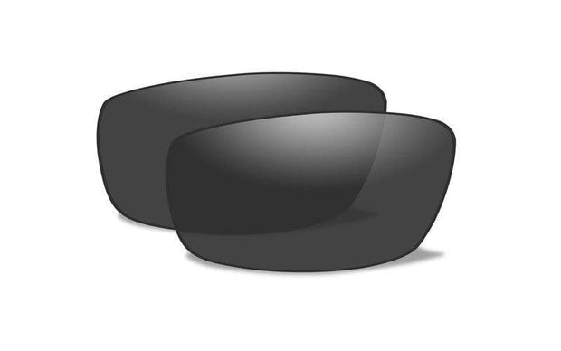 Wiley X eyewear Wiley X REBEL | SMOKE GREY LENS W/ MATTE BLACK FRAME