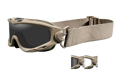 Wiley X eyewear Wiley X SPEAR | TWO LENS W/ TAN FRAME