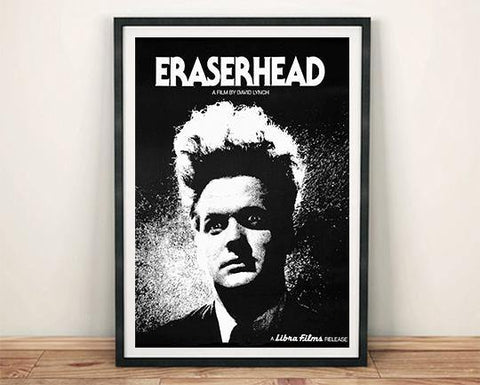 ERASERHEAD POSTER: David Lynch Movie Poster Print - The Print Arcade