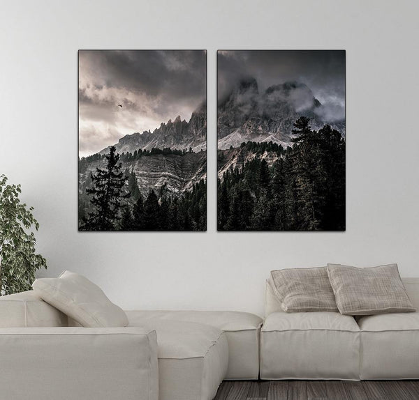 MOUNTAIN LANDSCAPE PRINTS: Photo Art Posters - The Print Arcade