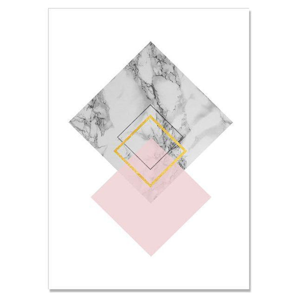 NORDIC-STYLE WALL ART: Scandinavian Canvas Poster Prints