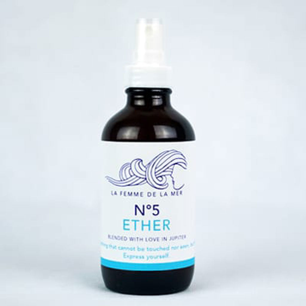 N°5 ETHER – EXPRESS – Chakra Mist 4 fl oz. / 120ml - La Femme De La Mer - Palm Beach Athletic Wear
