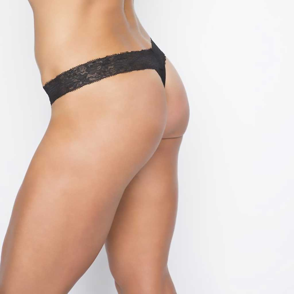 Camelflage Lace Thong - Camelflage - Palm Beach Athletic Wear