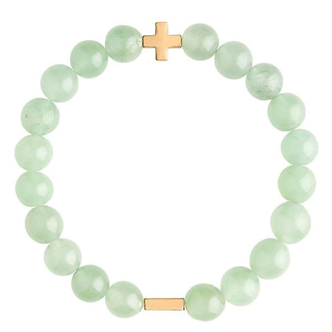 I'm Partial to the Sunshine Gemstone Bracelet
