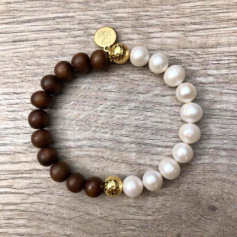 Super Sundae Mother of Pearl Bracelet