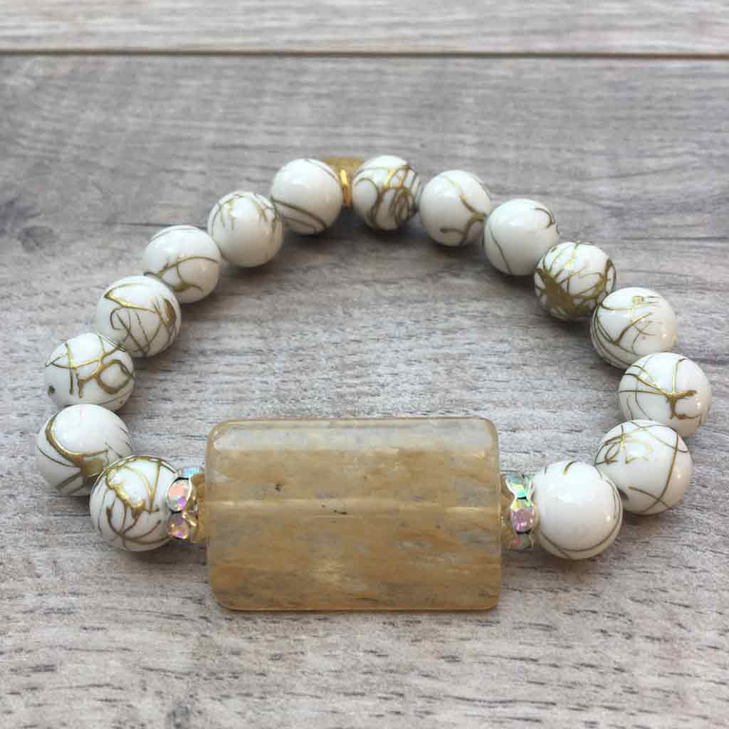 Desert Doll Bracelet - JOM Jewelry - Just One More - Palm Beach Athletic Wear