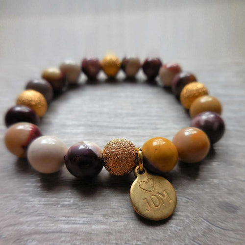 Oh Noley Night Gemstone Bracelet - JOM Jewelry - Just One More - Palm Beach Athletic Wear