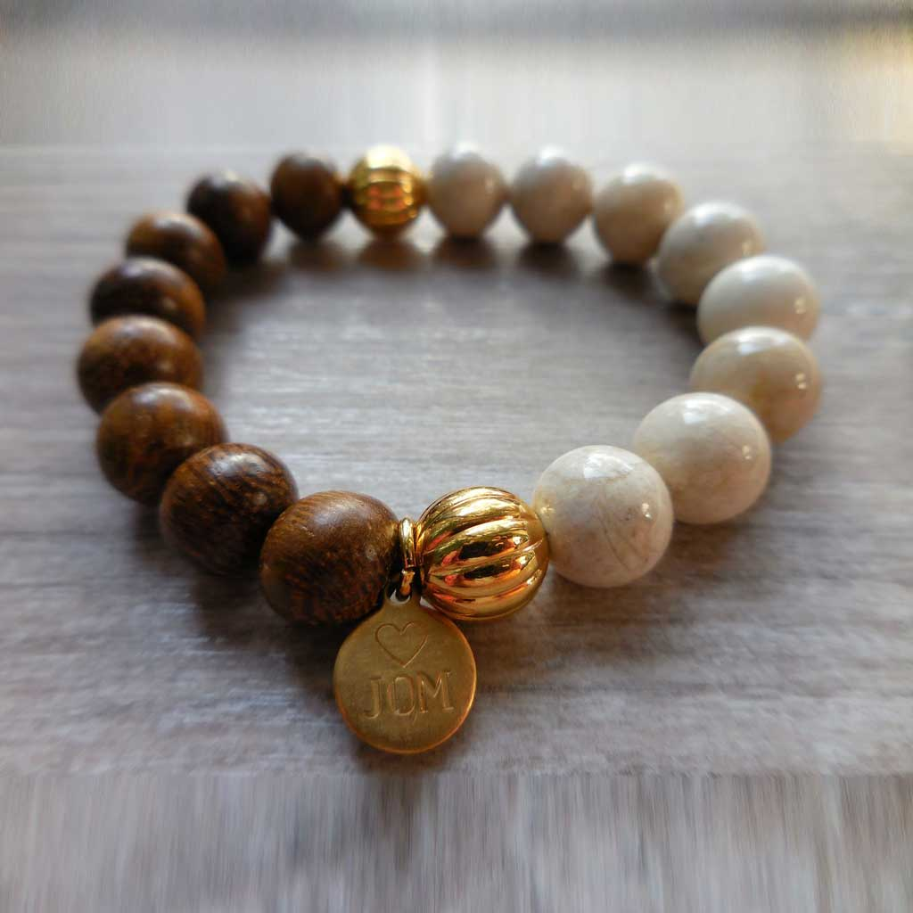 Over the River Gemstone Bracelet - JOM Jewelry - Just One More - Palm Beach Athletic Wear