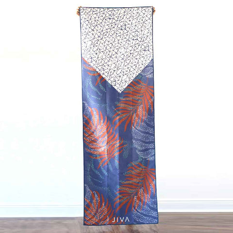 Yoga Mat Towel - Breathe