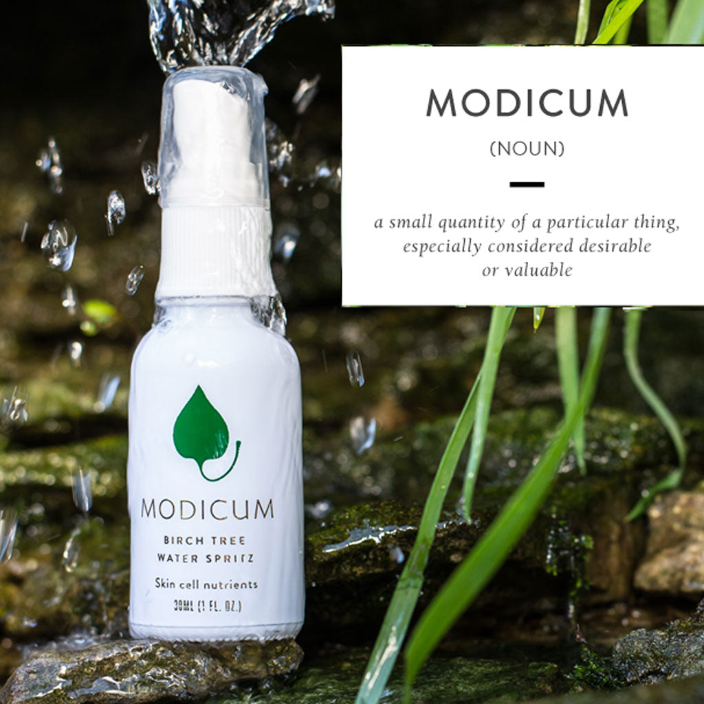 No. 4 Birch Tree Water Spritz - Modicum - Palm Beach Athletic Wear