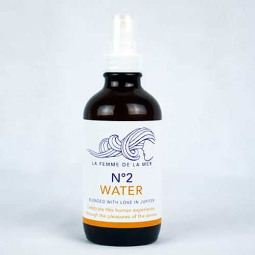 N°2 WATER – CREATE – Chakra Mist 4 fl oz. / 120ml - La Femme De La Mer - Palm Beach Athletic Wear