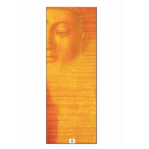 Yoga Mat Towel - Peaceful Buddha