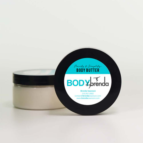 Purify and Simplify Body Butter - Body by Brenda - Palm Beach Athletic Wear