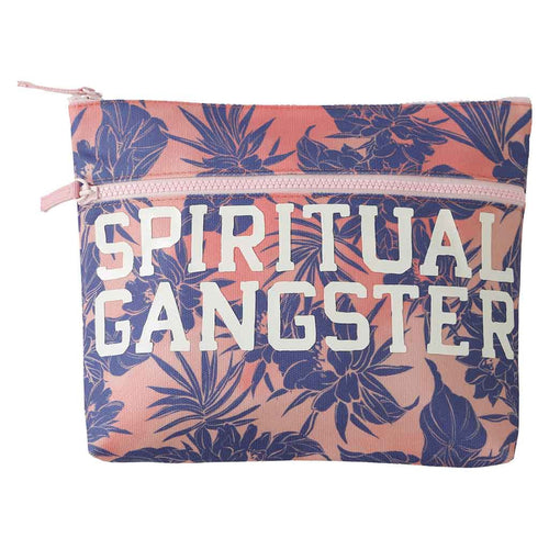 Sunset Lotus Dry Bag - Spiritual Gangster - Palm Beach Athletic Wear